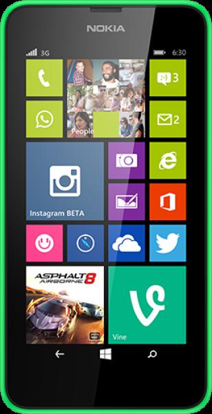 Nokia Lumia 630 Resimleri