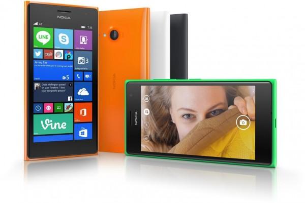 Nokia Lumia 735 Resimleri
