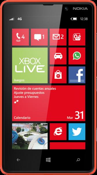 Nokia Lumia 820 Resimleri