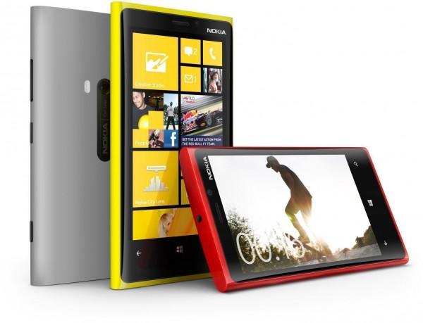 Nokia Lumia 920 Resimleri