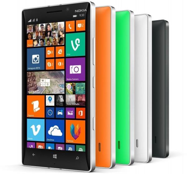 Nokia Lumia 930 Resimleri