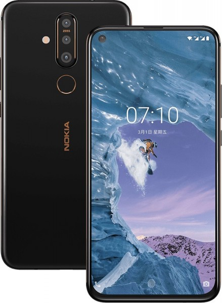 Nokia X71 Resimleri