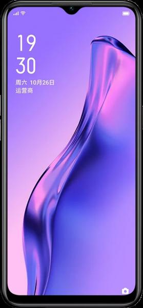Oppo A8 Resimleri