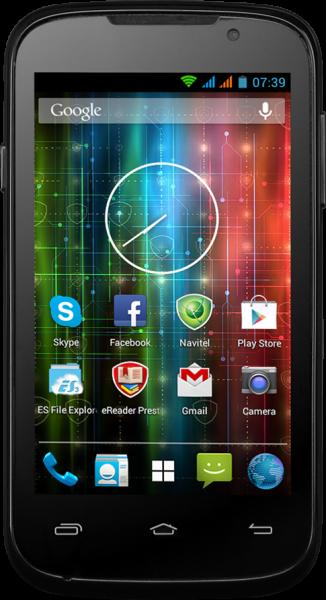 Prestigio MultiPhone 3400 DUO Resimleri