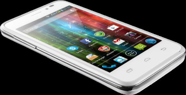 Prestigio MultiPhone 5400 DUO Resimleri