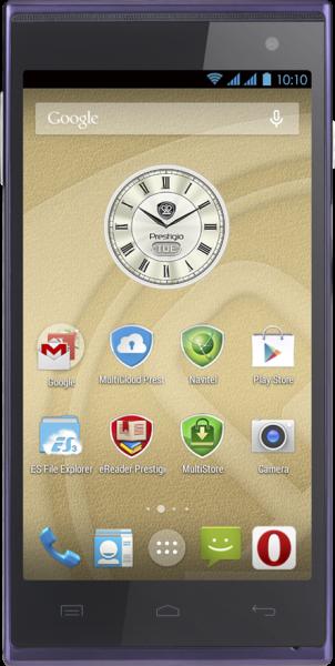 Prestigio Multiphone 5455 DUO Resimleri