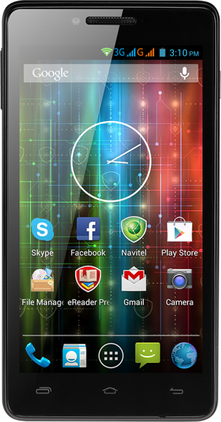 Prestigio MultiPhone 5500 DUO Resimleri