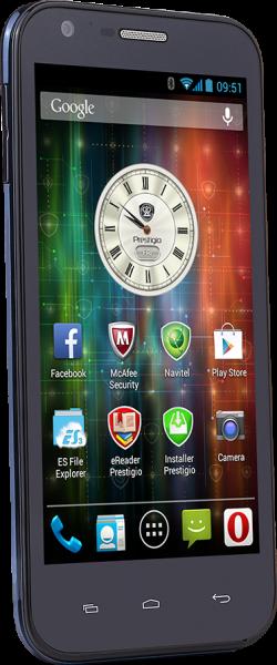 Prestigio MultiPhone 5501 DUO Resimleri