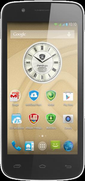 Prestigio MultiPhone 5504 DUO Resimleri