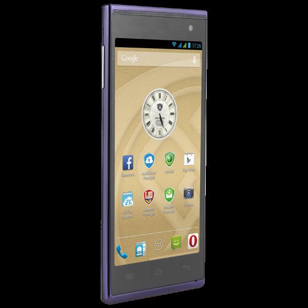 Prestigio MultiPhone 5505 DUO Resimleri