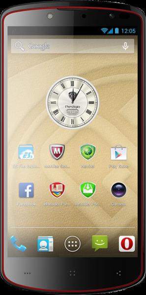 Prestigio MultiPhone 7500 Resimleri