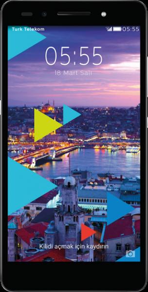 Türk Telekom Honor 7 Resimleri