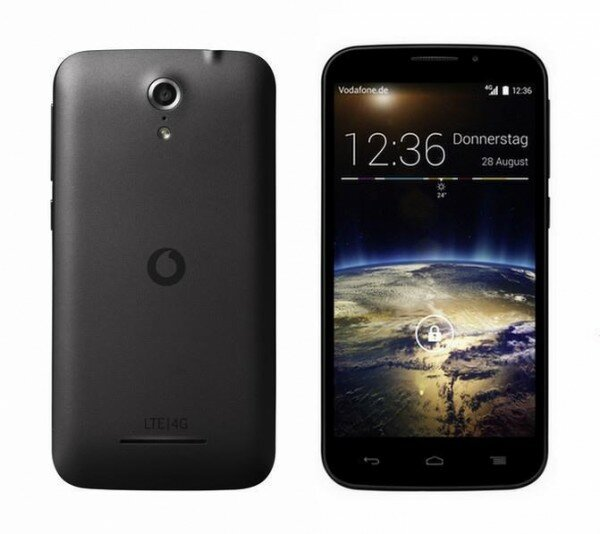 Vodafone Smart 4 power Resimleri
