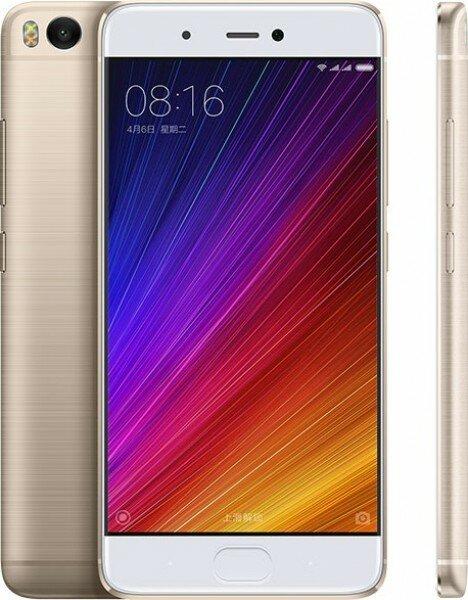 Xiaomi Mi 5s Resimleri