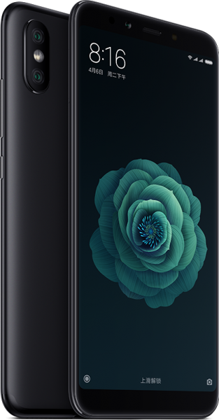 Xiaomi Mi 6X Resimleri