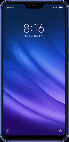 Xiaomi Mi 8 Lite Resimleri