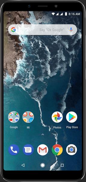 Xiaomi Mi A2 Resimleri