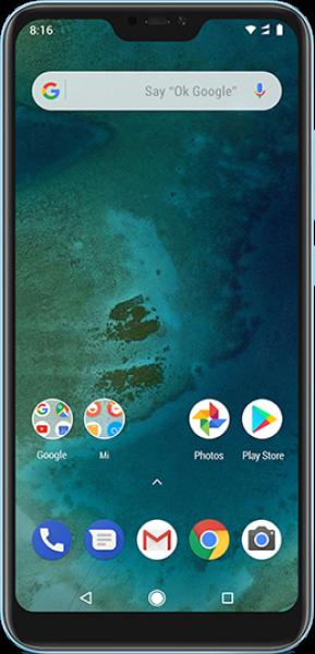 Xiaomi Mi A2 Lite Resimleri