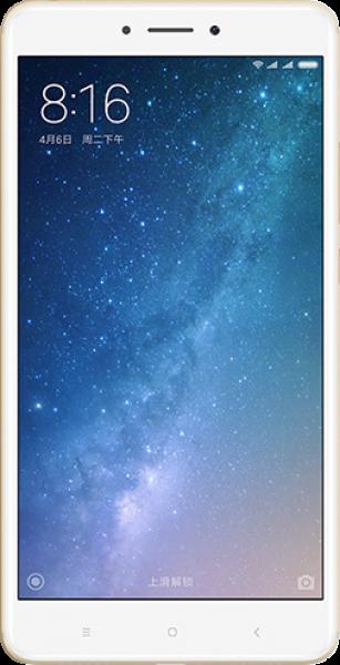 Xiaomi Mi Max 2 Resimleri