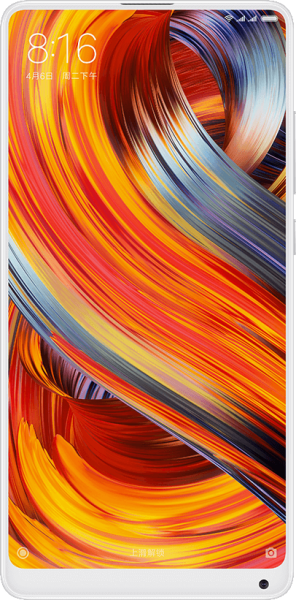Xiaomi Mi MIX 2 Special Edition Resimleri