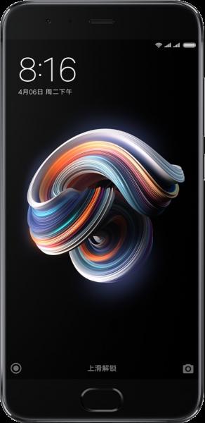 Xiaomi Mi Note 3 Resimleri