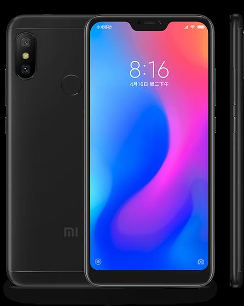 Xiaomi Redmi 6 Pro Resimleri