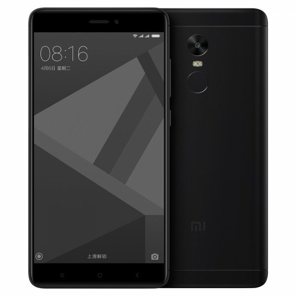 Xiaomi Redmi Note 4X Resimleri