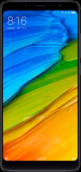 Xiaomi Redmi Note 5 Resimleri