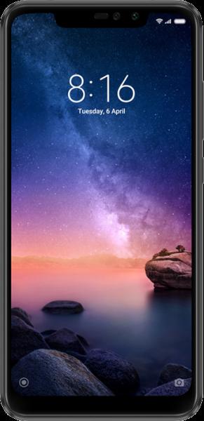 Xiaomi Redmi Note 6 Pro Resimleri