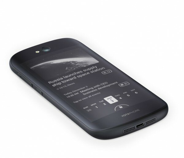 YotaPhone 2 Resimleri