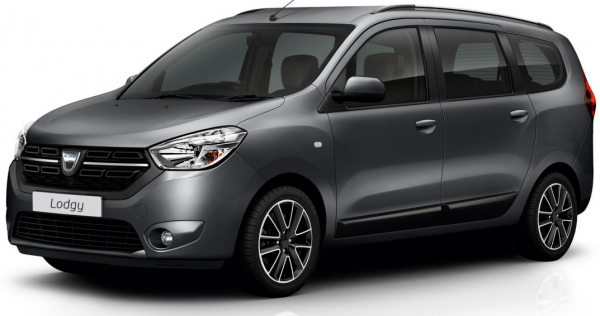 2020 Dacia Lodgy 1.6 ECO-G 110 BG Ambiance (5K) Resimleri