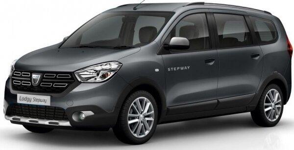 2020 Dacia Lodgy 1.6 ECO-G 110 BG Ambiance (7K) Resimleri