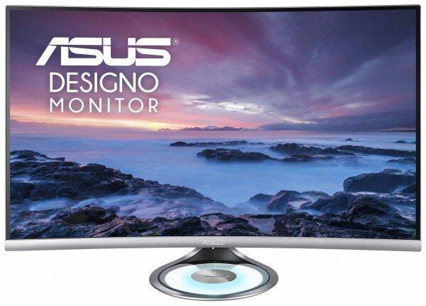 Asus MX32VQ Monitör Resimleri
