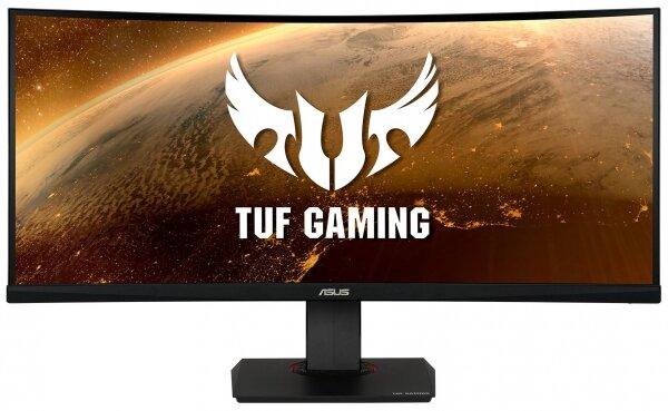 Asus TUF Gaming VG35VQ Monitör Resimleri