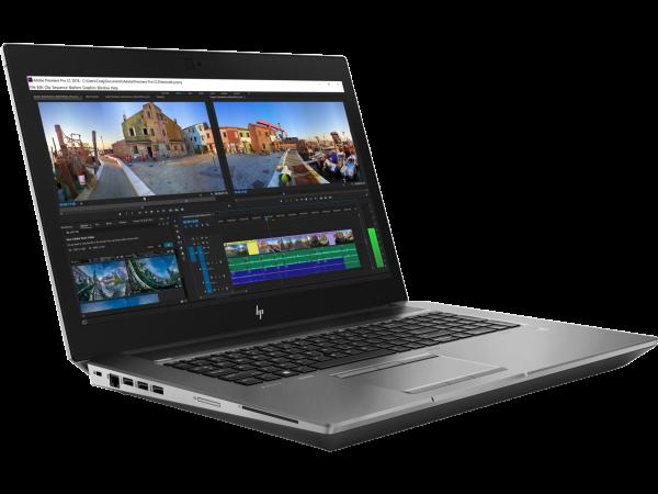 HP ZBook 17 G6 (6TW72ES) Notebook Resimleri