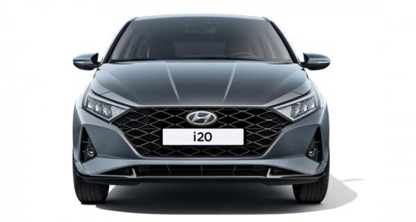 2020 Hyundai i20 1.4 MPI 100 PS Otomatik Style Resimleri