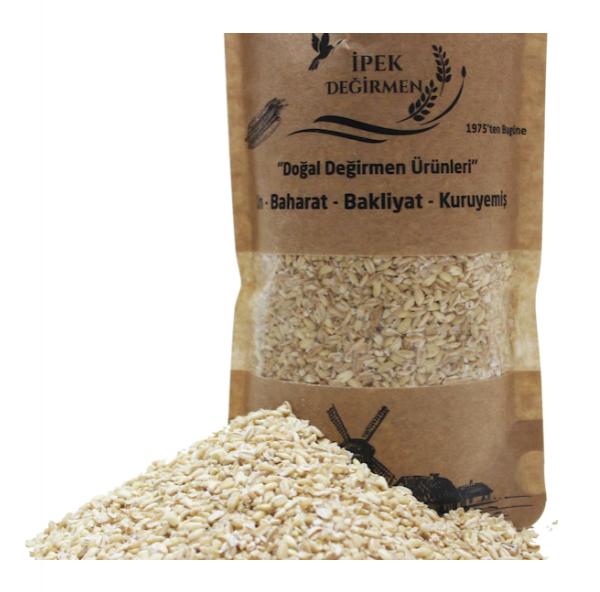 İpek Değirmen Doğal Beyaz Dövme Buğday 1 kg Resimleri