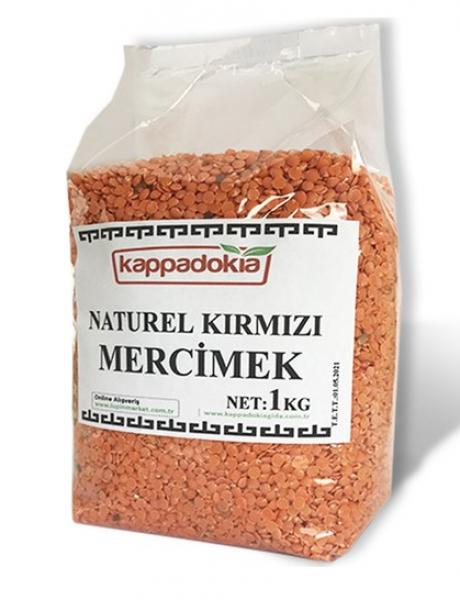 Kappadokia Kırmızı Mercimek 1 kg Resimleri