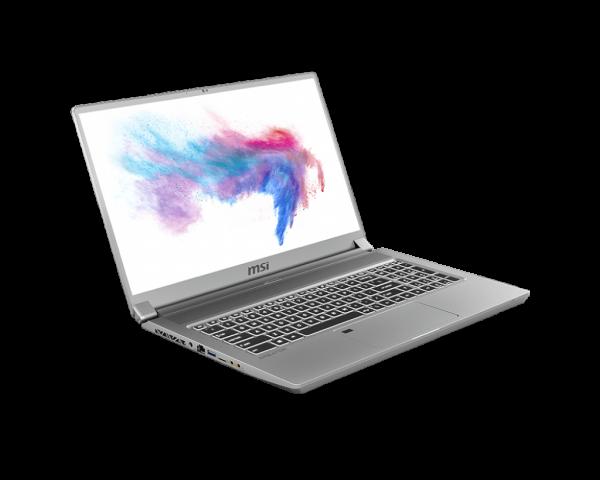 MSI Creator 17 A10SE-272TR Notebook Resimleri