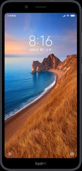Xiaomi Redmi 7A Resimleri