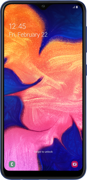 Samsung Galaxy A10 Resimleri