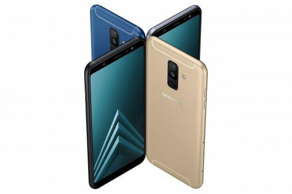 Samsung Galaxy A6+ Plus Resimleri