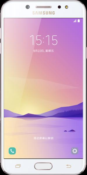 Samsung Galaxy C8 Resimleri