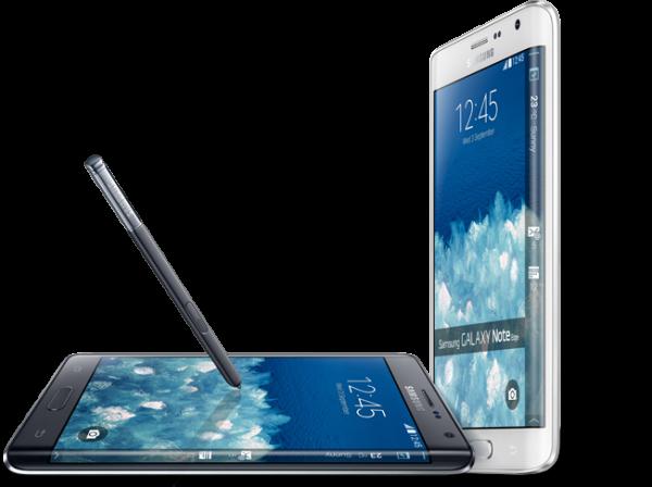 Samsung Galaxy Note Edge Resimleri