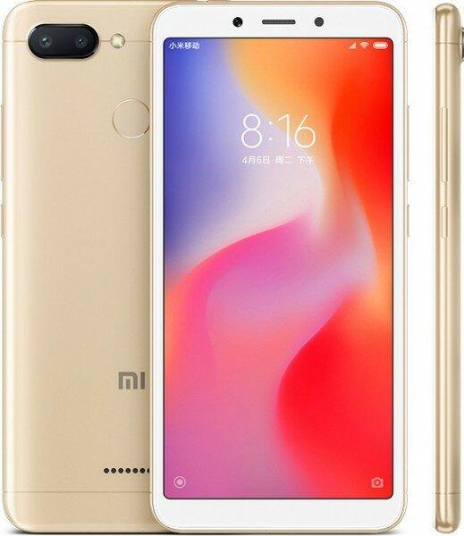 Xiaomi Redmi 6 Resimleri