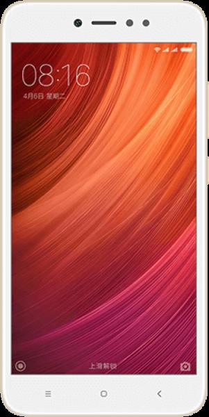 Xiaomi Redmi Note 5A Prime Resimleri