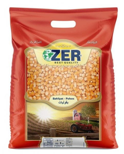 Zer Popcorn Patlayan Mısır 5 kg Resimleri