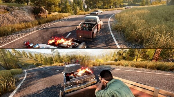 A Way Out Xbox One Resimleri