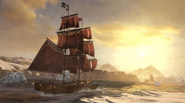 Assassin's Creed Rogue Remastered PS4 Resimleri