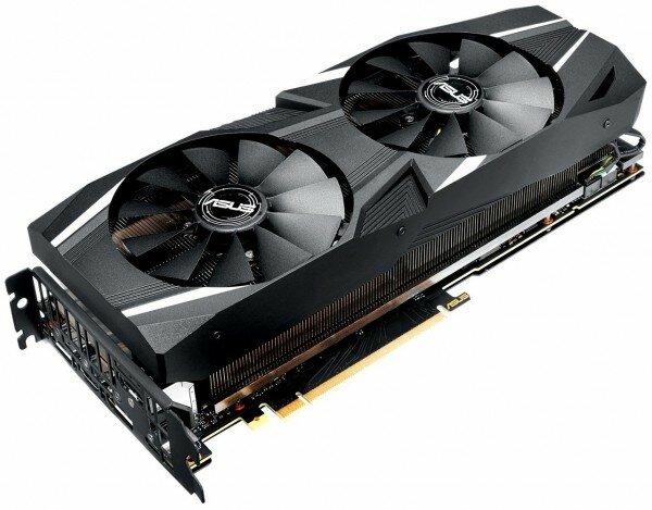 Asus Dual GeForce RTX 2080 OC Resimleri